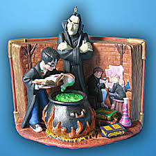 the potions master harry potter hallmark ornament harry potter