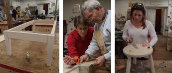 woodworking open shop class eliot