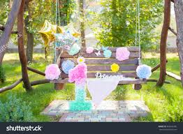 Birthday Home Decoration Decor Creative Park Birthday Party Decorations On A Budget
