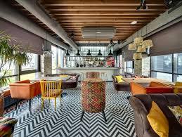 restaurant cuisine ouverte restaurant avec la cuisine ouverte photo stock image du detail