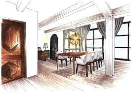 contemporary luxury interior design of villa q kreatif design