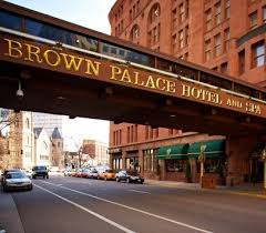 downtown denver hotel the brown palace hotel and spa