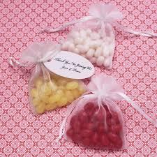 pink organza bags sheer solid organza favor bags 10 pcs favor bags favor