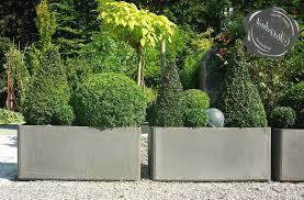 backyard extra large rectangular outdoor planter pots lap