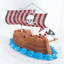pirate ship cake pirate ship cake pan bakeware nordic ware