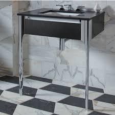Slim Bathroom Vanity by Space Saving Wall Mounted Bathroom Vanities Kitchensource Com