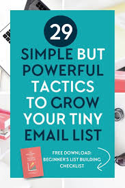 Email List Of Business Owners by 140 Best Images About Build Your Email List On Pinterest My