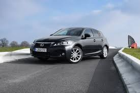 lexus hybrid ct lexus gives uk buyers of ct 200h another option with new advance trim