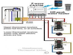 rheem electric water heater wiring diagram wiring diagrams
