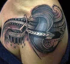 hawaiian tattoos cool hawaiian tribal tattoos for