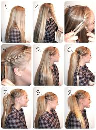 cute hairstyles gallery cute page 3 of 19 ponytail hairstyles gallery 2017 ways to put your