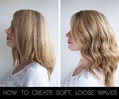 how to make hair soft how curl your hair create soft waves medium hair styles