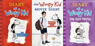 diary of a wimpy kid news for by scholastic