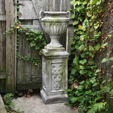 Urn Planters With Pedestal Planters You U0027ll Love Wayfair