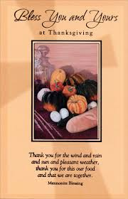 bountiful harvest religious thanksgiving card by freedom greetings