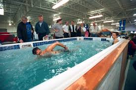 Backyard Pools And Spas by Novi Pool Spa Show Returns To Suburban Collection Showcase