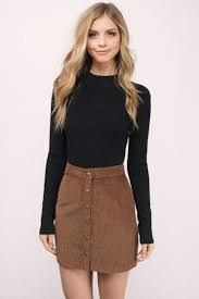 corduroy skirts best 25 corduroy skirt ideas on suede skirt