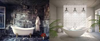 bad beige aufpeppen badezimmer neu gestalten alt zu neu in 4 schritten