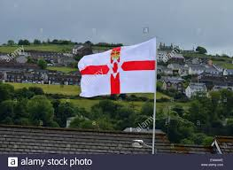 Flying The Flag Upside Down Ulster Flag Stock Photos U0026 Ulster Flag Stock Images Alamy