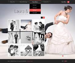 wedding website exles wedding dress website template 100 images website template