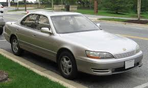 lexus es model years 1993 lexus es 300 information and photos zombiedrive
