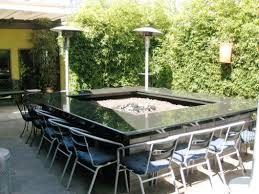 Slate Top Patio Table by Gas Fire Pit Tables Costco Slate Top Patio Table Costco Jpg
