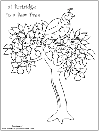 12 christmas coloring pages getcoloringpages