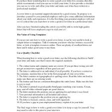 Excellent Cover Letter Examples Successful Cover Letters Image Collections Cover Letter Ideas Fax