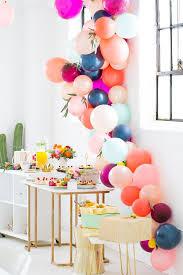 wedding backdrop balloons 10 diy balloon decorations mywedding