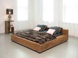 beds natural wood bed frame minimalist solid beds wooden storage