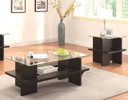 3 piece end table set cheap 3 piece coffee table sets thepalmahome com