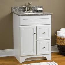 furniture winsome 24 white bathroom vanity carrara marble 22