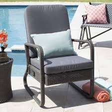 reclining patio chair with ottoman recliner chair outdoor reclining lounge chair with ottoman