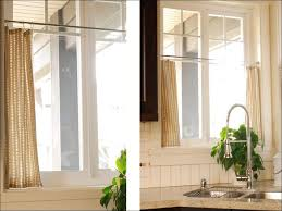 Overstock Kitchen Curtains by Long Curtains Target White Eyelet Valance Curtains White Valance