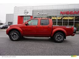 nissan frontier pro 4x specs 2016 lava red nissan frontier pro 4x crew cab 4x4 109978663 photo