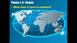 5 themes of geography lesson 5 themes of geography youtube