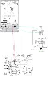 boiler wiring weil cga tekmar 256 taco sr501 and t stat