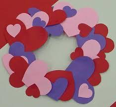 Valentine Decoration Craft Ideas by Valentine U0027s Day Decoration Crafts