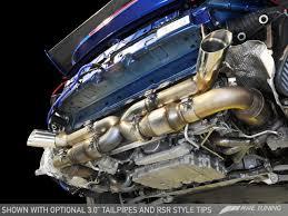 porsche rsr engine awe tuning porsche 997 2tt performance exhaust system awe tuning