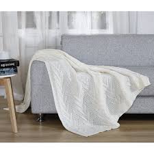 Grey Bedspread Bedroom Nice Breathtaking Cable Knit Bedding With Luxury Design