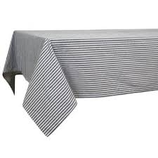 Black And White Table Cloth Striped Tablecloths You U0027ll Love Wayfair