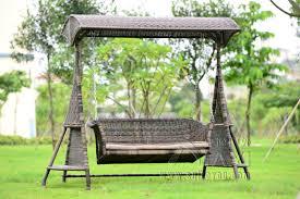 swing chair new asia industry ltd solid hardwood outdoor wooden