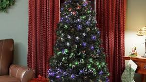 pleasurable tree with color changing led lights chritsmas