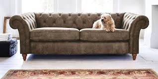 Grey Fabric Chesterfield Sofa by Sofa Fabric Sofas Chesterfield Sofa Denim Couch Leather Couch