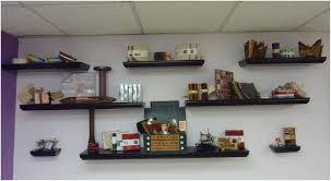 corner bookshelf ideas floating corner shelves standing kitchen