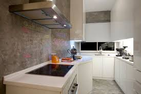 tableau craie cuisine decoration design tableau a craie cuisine blanche 77 idées
