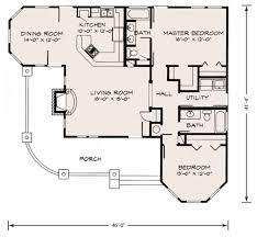 Ranch Style Home Plans With Basement 66 Best House Plans Under 1300 Sq Ft Images On Pinterest Small