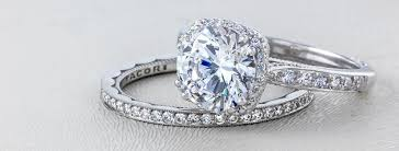 wedding band with engagement ring tacori engagement rings wedding bands and jewelry home
