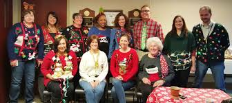 Images Of Ugly Christmas Sweater Parties - ugly christmas sweater party gateway longview office photo