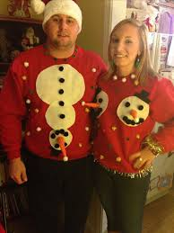 christmas hers best 25 couples christmas sweater ideas on